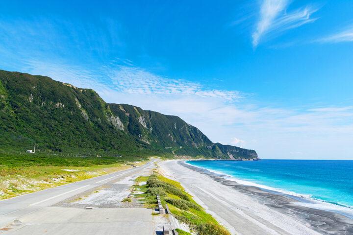 羽伏浦海岸
